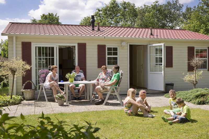 bungalow vakantie