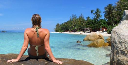 vakantie in maleisie